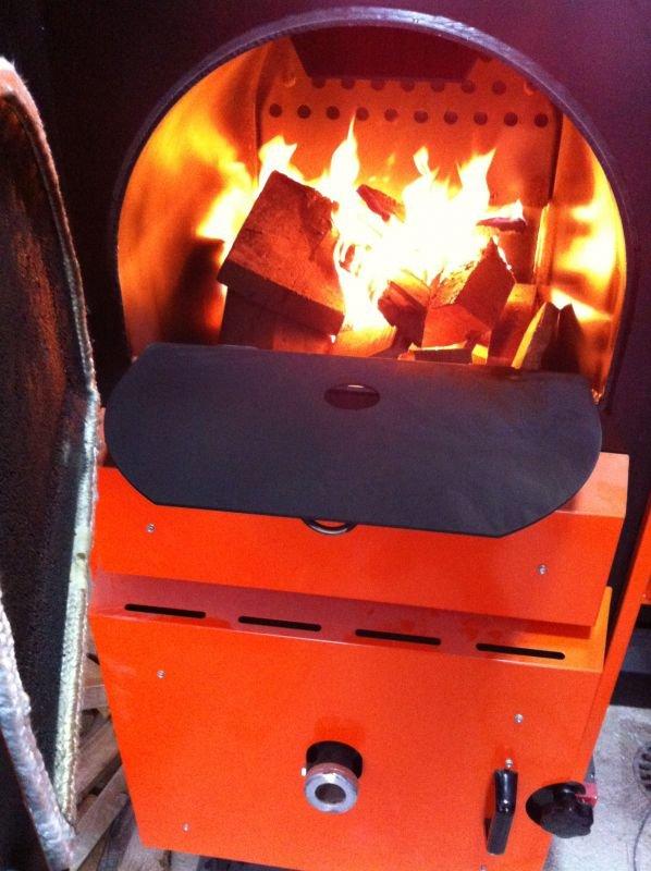 Caldera clp 60 de 60 kw de d 39 alessandro termomeccanica satis for D alessandro termomeccanica modello clp